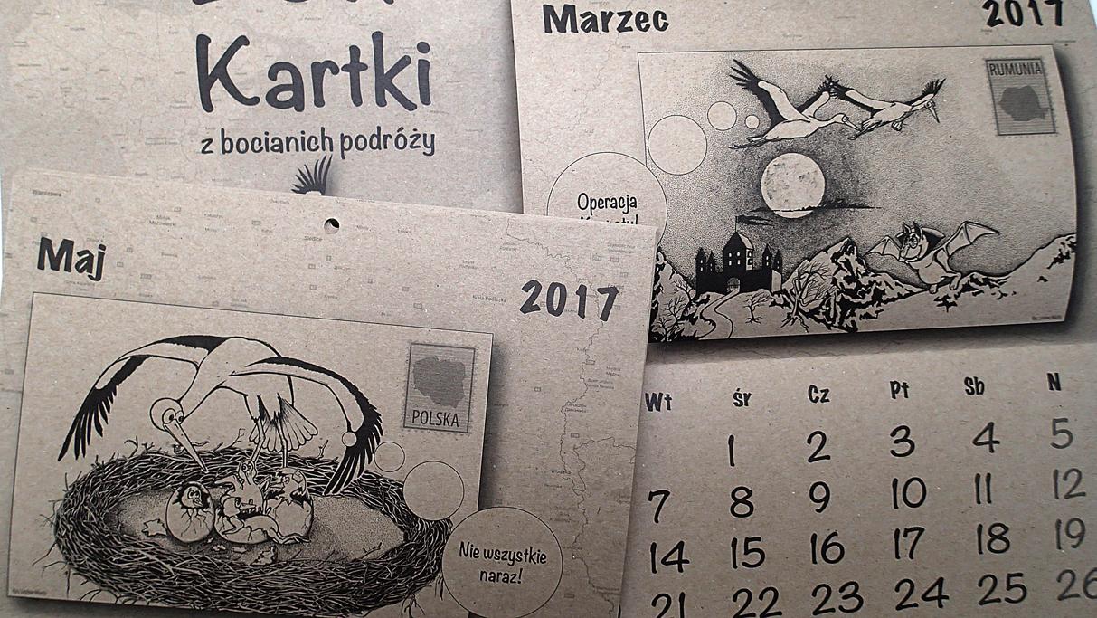 Mamy Jeszcze Kalendarz Może Ktoś Chętny Dbaj O Bociany